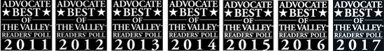 advocate best of the valley awards